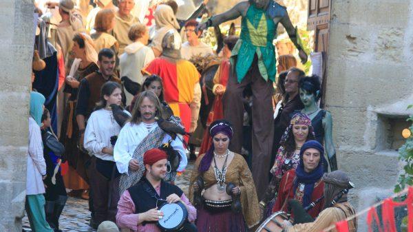 Fête Médiévales à Estaing